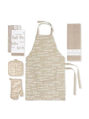 Winkler Sel & Poivre Kitchen Essentials Set (Natural)