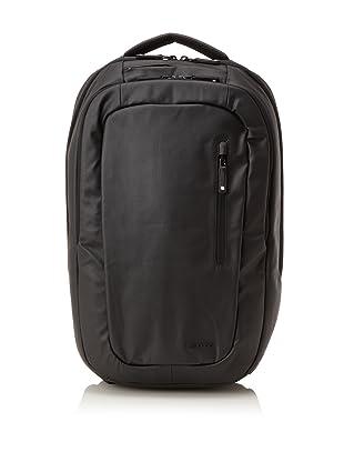 Incase Men's Coated Canvas Backpack, Black