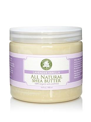 Nature's Shea Butter Lavender Vanilla Shea Butter, 16 oz