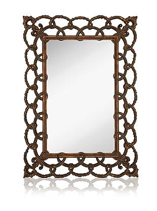 Hardy Mirror (Antique Copper)
