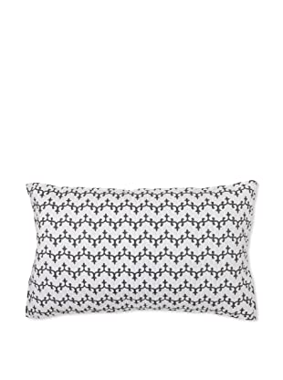 Jaipur Bedding Waves Pillow Sham (Charcoal Grey)