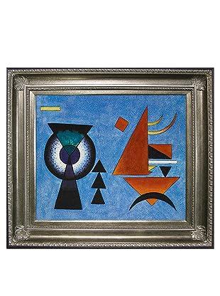 Kandinsky - Weiches Hart (Soft, Hard)