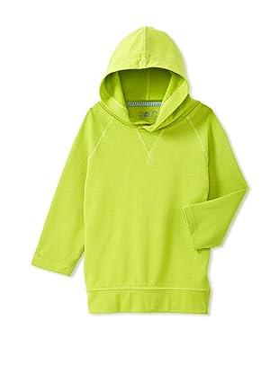 Soft Clothing Kid's Trevor Hoodie (Machu Pichu Green)