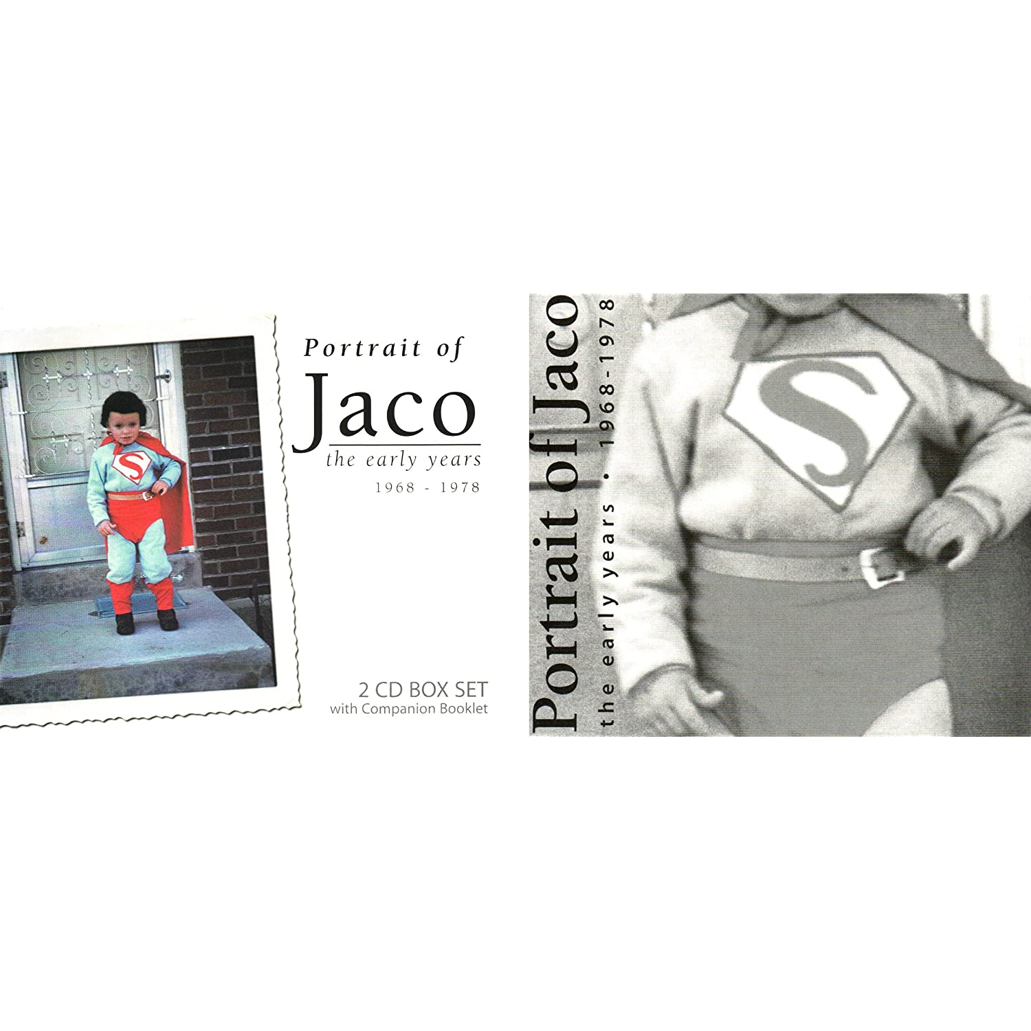 Portrait Of Jaco, The Early Years
