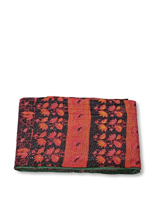 Mili Designs NYC One of a Kind Vintage Kantha Throw, #290