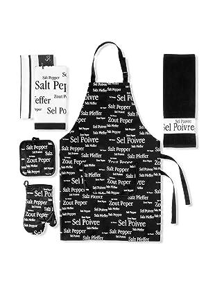 Winkler Sel & Poivre Kitchen Essentials Set (Black)