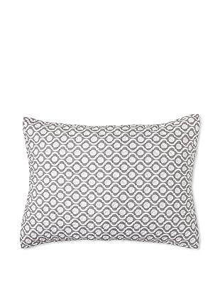 Jaipur Bedding Circle Jaali Pillow Sham (Taupe)
