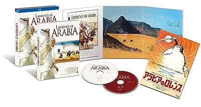 アラビアのロレンス 製作50周年記念 HDデジタル・リマスター版 ブルーレイ・コレクターズ・エディション (初回生産限定) [Blu-ray]