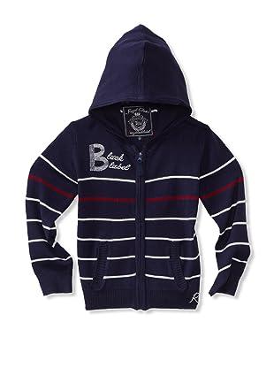 KANZ Boy's Hooded Sweater (Navy)