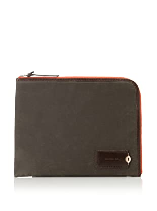 Property Of Men's Alf Tablet Sleeve (Dark Olive)