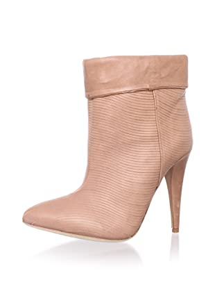 Loeffler Randall Women's Emory Wave Ankle Boot (Dusty Rose)
