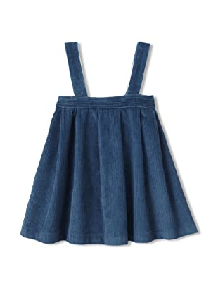 Je suis en CP! Baby V-Dress (Duke Blue)