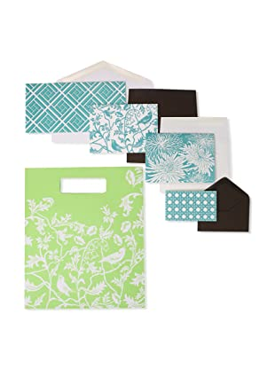 Elum Aviary Collection, Teal