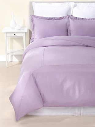 Kumi Basics by Kumi Kookoon Silk Duvet Cover Set (Lavender)