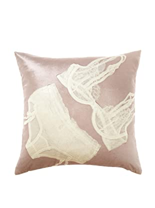Aviva Stanoff Garter Belt Set Pillow, Fig
