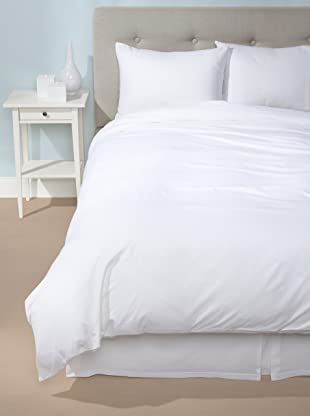 Peacock Alley Hotel Duvet Cover Set (White)