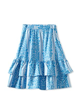 Amoretti Girl's Dutch Beauty Skirt (Blue Sky)