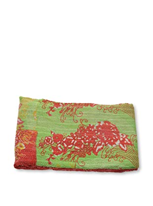 Mili Designs NYC One of a Kind Vintage Kantha Throw, #262