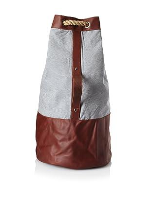 Marshall Artist Men's Naval Duffel Bag (Striped Indigo)