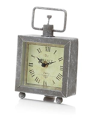 A&B Home Square Roman Numeral Clock