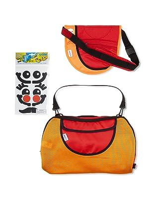 Trunki by Melissa & Doug Travel Accessory Bundle, Red/Orange