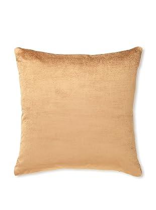 Kevin O'Brien Studio Velvet Pillow, Taupe, 16