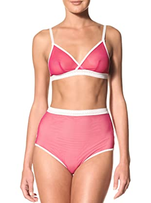 Between The Sheets Women's Airplay Bralette (Pink)
