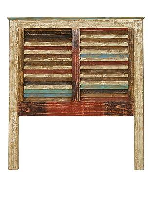 Reclaimed Wood Furniture Bombay Headboard