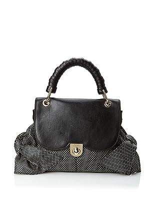 Z Spoke Zac Posen Women's Zac Sac Handbag (Polka Dot)