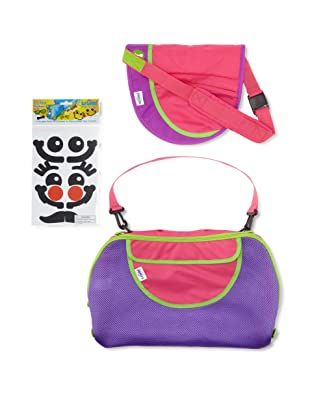 Trunki by Melissa & Doug Travel Accessory Bundle, Pink/Purple