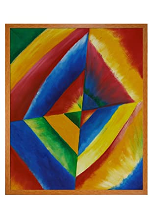 Kandinsky - Colour Studies With Technical Explanations