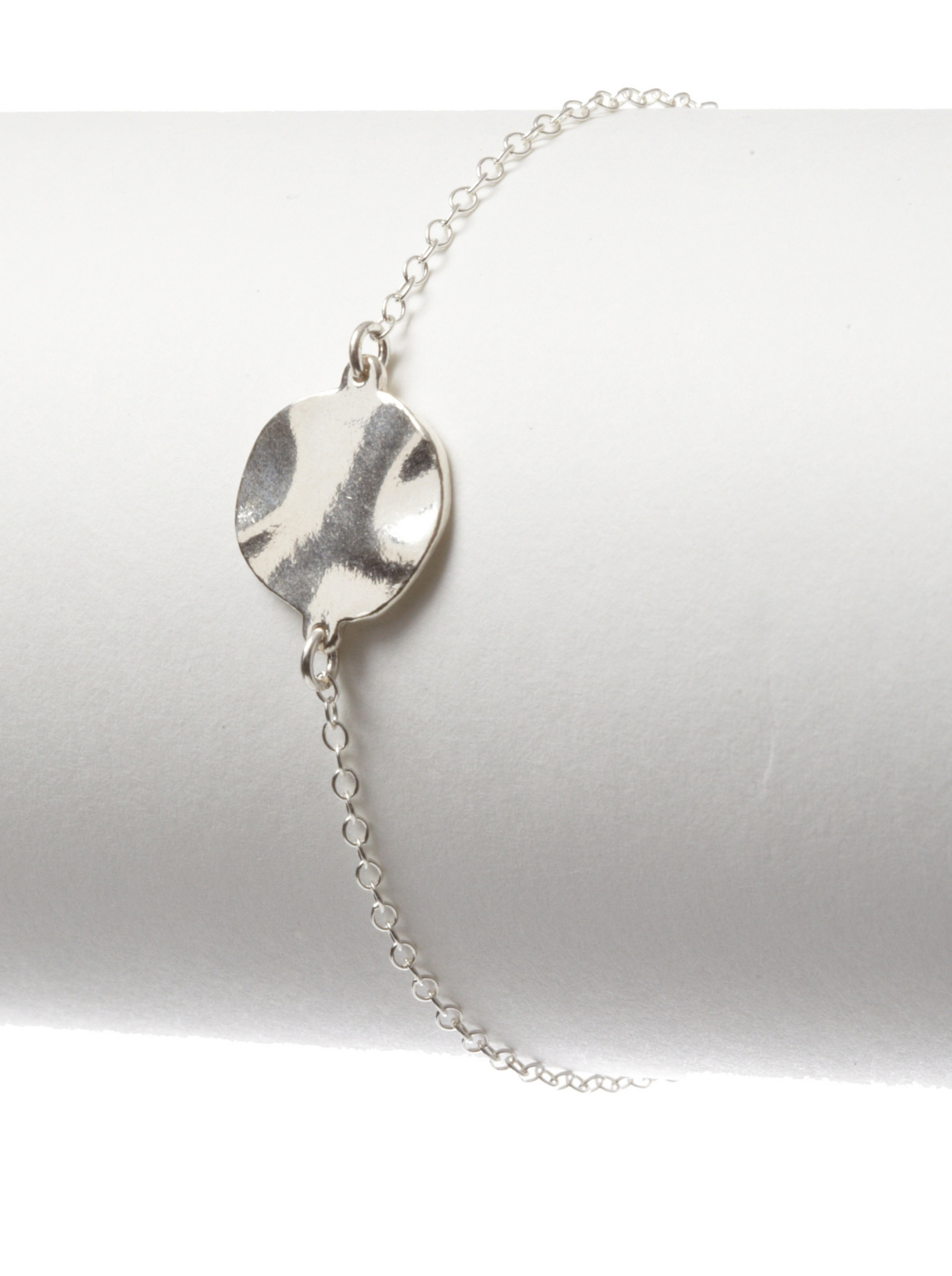 gorjana Chloe Charm Bracelet, Silver