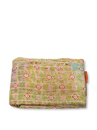 Mili Designs NYC One of a Kind Vintage Kantha Throw, #275