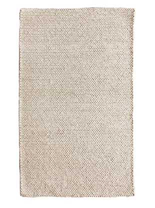 nuLOOM Chunky Woolen Cable Rug (White)