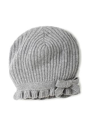 IL Gufo Ribbed Hat (Grey)