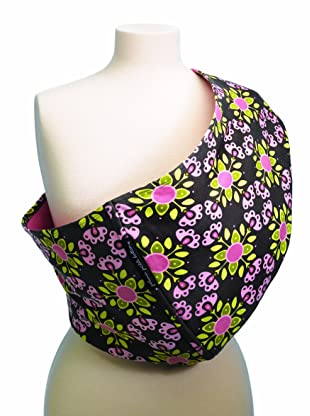 Petunia Pickle Bottom Women's Sojourn Sling, Daydreaming in Dresden