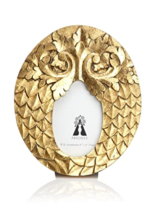 Abigails Artichoke Frame (Gold Leaf)