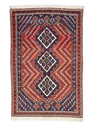 Roubini Old Afshar Rug (Multi)