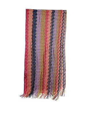 Missoni Women's Shimmer Scarf, Pink/Multi