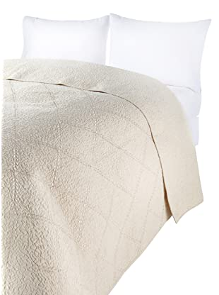 Amity Home Wadley Cotton/Linen-Blend Quilt (Natural)