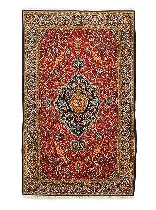 Roubini Qum Fine Rug With Silk (Multi)