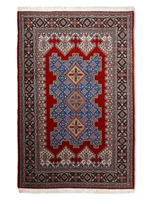 Roubini One of a Kind Tribal Sarouk Rug (Multi)