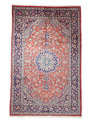 Roubini One of a Kind Tribal Isfahan Rug (Multi)