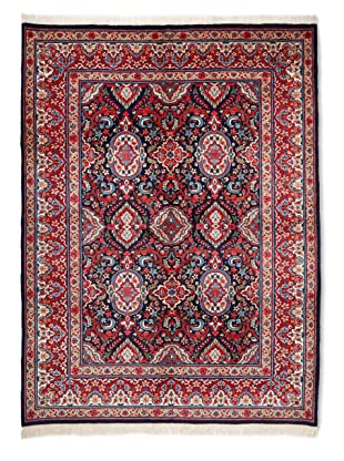 Roubini One of a Kind Tribal Yazd Rug (Multi)
