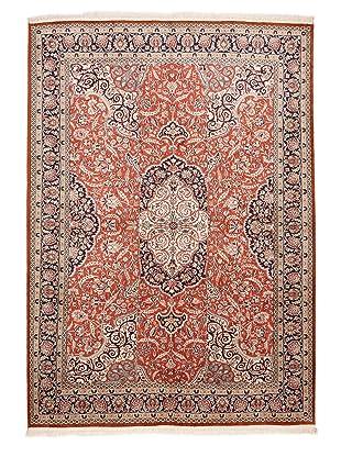 Roubini Srinigar Silk Rug (Multi)