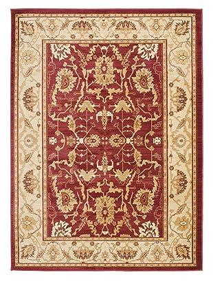 Safavieh Heirloom Rug Collection (Red/Cream)