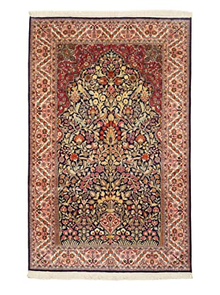 Roubini Srinigar Silk Fine Rug (Multi)