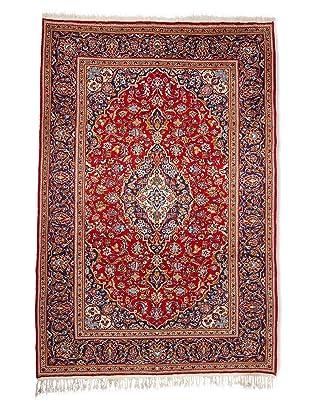 Roubini One of a Kind Tribal Kashan Rug (Multi)