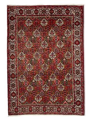 Roubini One of a Kind Tribal Baktiar Rug (Multi)