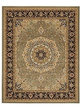 Safavieh Majesty Rug Collection (Sage/Brown Multi)